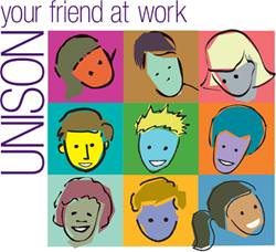 Unison Friend at Work